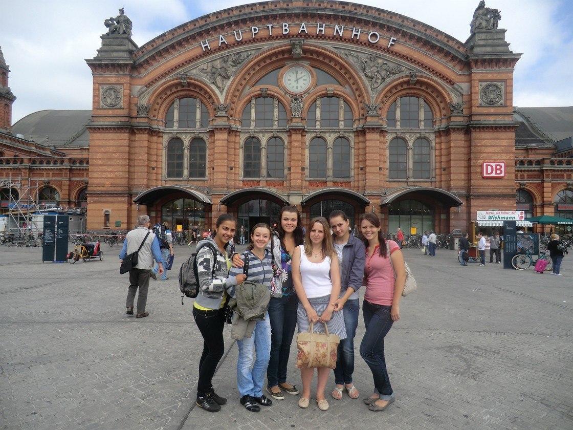 Лето в Германии с пользой, программа ZAV
