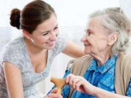 Уход за пожилыми людьми в Германии